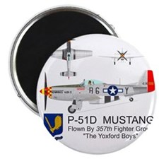 Mustang_Yeager_Front Magnet