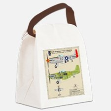 Mustang_Yeager_Back Canvas Lunch Bag
