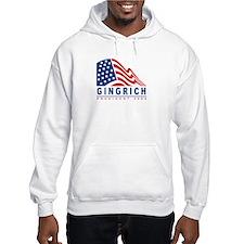 Newt Gingrich - President 200 Hoodie