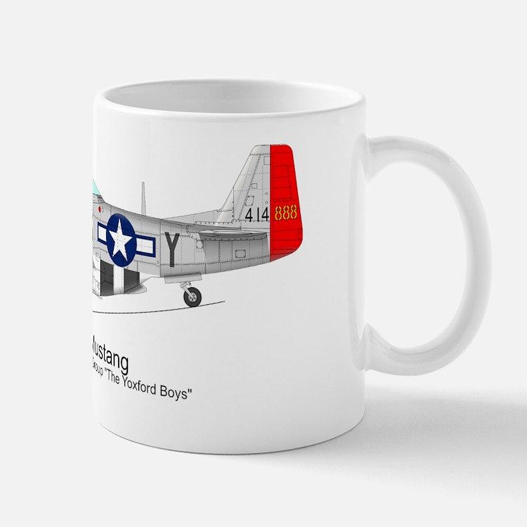 Mustang_Yeager_Cap Mug