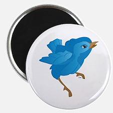 Blue Bird Magnet