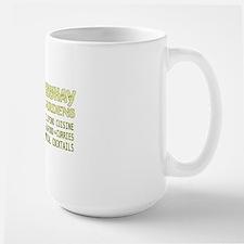 mabuhaygardenswhite2 Large Mug