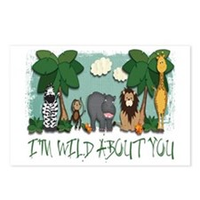 WildAboutU Postcards (Package of 8)