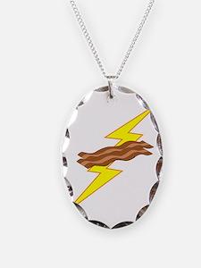 Bacon Power Dark Necklace