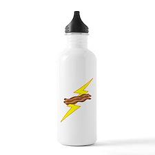 Bacon Power Dark Water Bottle