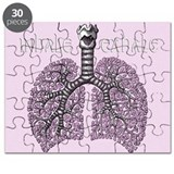 Anatomical lung Puzzles