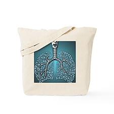 blulungssquare Tote Bag