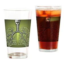 greenlungsquare Drinking Glass