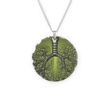 greenlungsquare Necklace