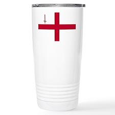 ST English Flag - City of Londo Travel Mug