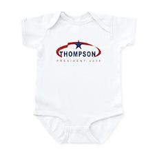 Tommy Thompson for President  Infant Bodysuit