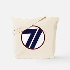 71st Infantry Division Tote Bag