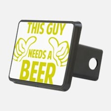 thisGuyBEER1C Hitch Cover