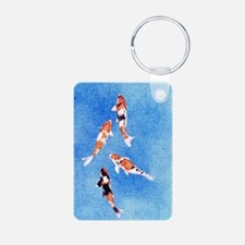 Koi iPhone3G_case Keychains