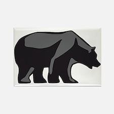 bear Rectangle Magnet
