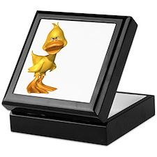 ga_duckwht Keepsake Box