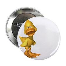 """ga_duckwht 2.25"""" Button"""