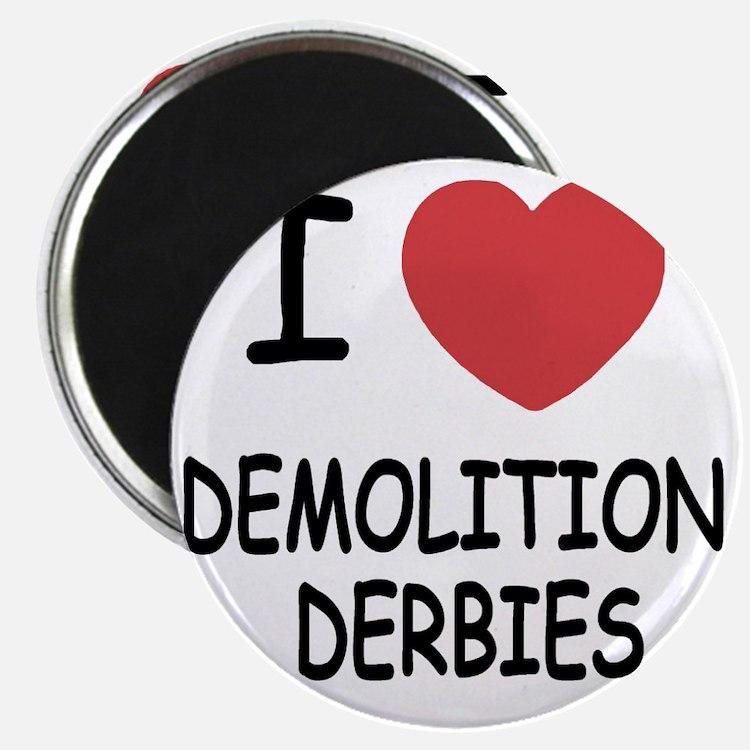 DEMOLITION_DERBIES Magnet