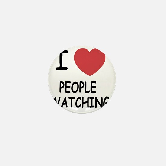 PEOPLE_WATCHING Mini Button