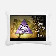 ODAAT25 Rectangular Canvas Pillow