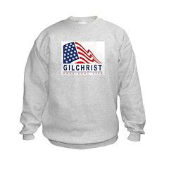 James Gilchrist - President 2 Sweatshirt