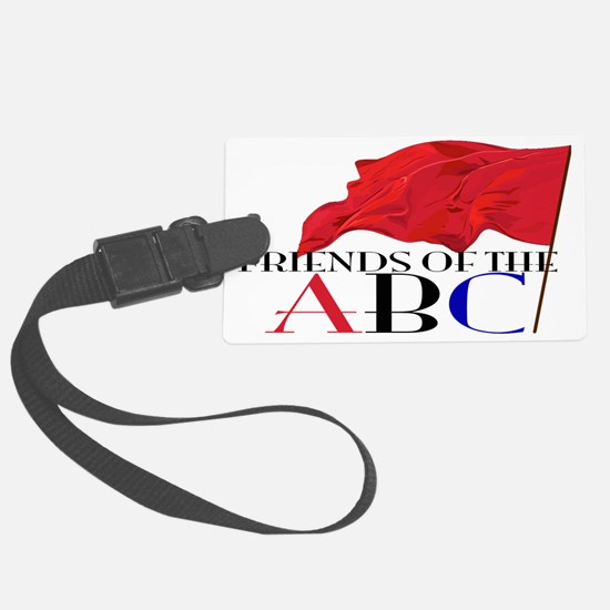 ABC3 Luggage Tag