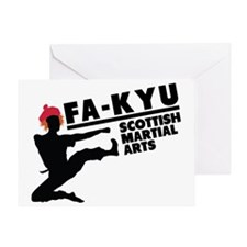 scottishmartialarts01 Greeting Card
