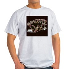 grateful dad sq T-Shirt