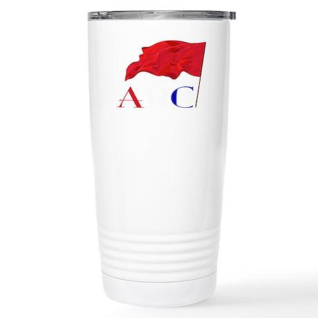 ABC2 Stainless Steel Travel Mug