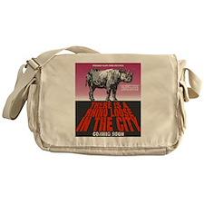 rhinolooseinthecity Messenger Bag