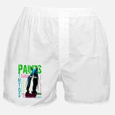 paint-pinto horse Boxer Shorts