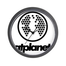 gtplanet logo vertical Wall Clock
