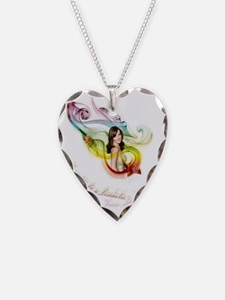 Lisa shirt Necklace