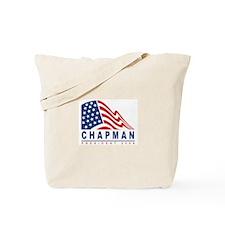 Gene Chapman - President 2008 Tote Bag