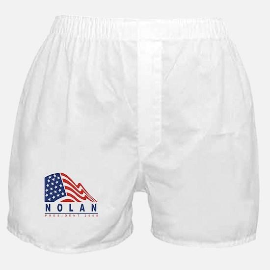 Gary Nolan - President 2008 Boxer Shorts