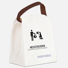 MesoMerch Canvas Lunch Bag