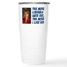 I Like Sarah stkr Travel Mug