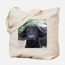 buffalo panel Tote Bag