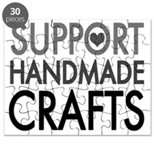 Support handmade 1 Puzzle