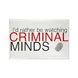 Criminal minds Magnets