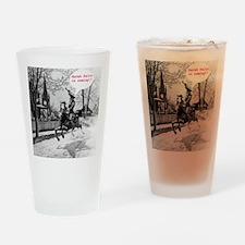 Paul_Reveres_ride Drinking Glass