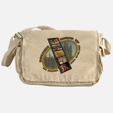 1 logo large use Messenger Bag