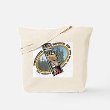 1 logo large use Tote Bag