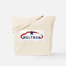 Lisa Weltman for President (r Tote Bag