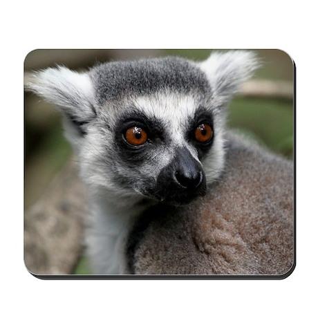 lemur card Mousepad