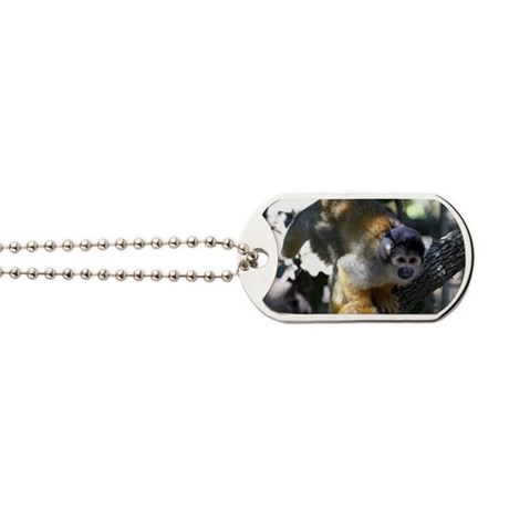 spider note Dog Tags
