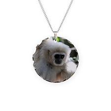 gibbon panel Necklace