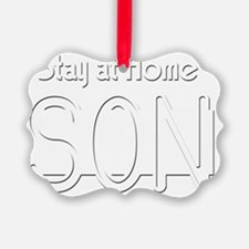 stayathomeson2 Ornament