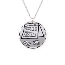 judgment day Necklace