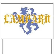 SOC Lampard I Yard Sign
